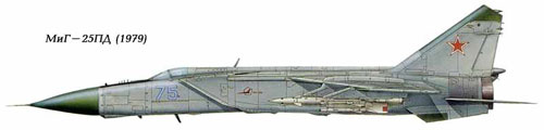 МИГ-25ПД