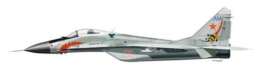 МИГ-29 Борт №01