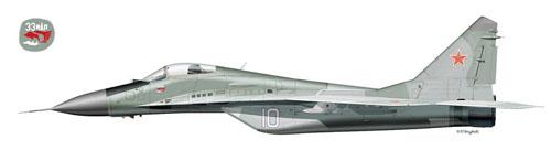 МИГ-29 Борт №10