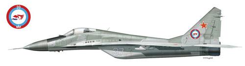 МИГ-29 Борт №32