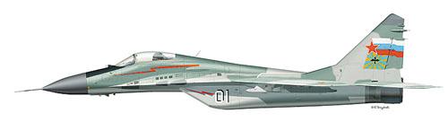 МИГ-29 Борт№01
