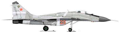 МИГ-29 Борт№29
