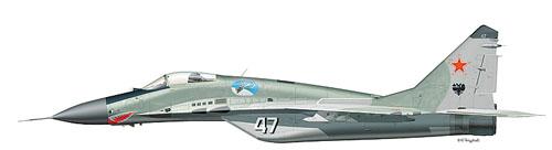 МИГ-29 Борт№47