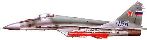 МИГ-29 Борт №156
