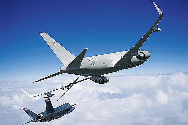 самолёт-заправщик КС-46