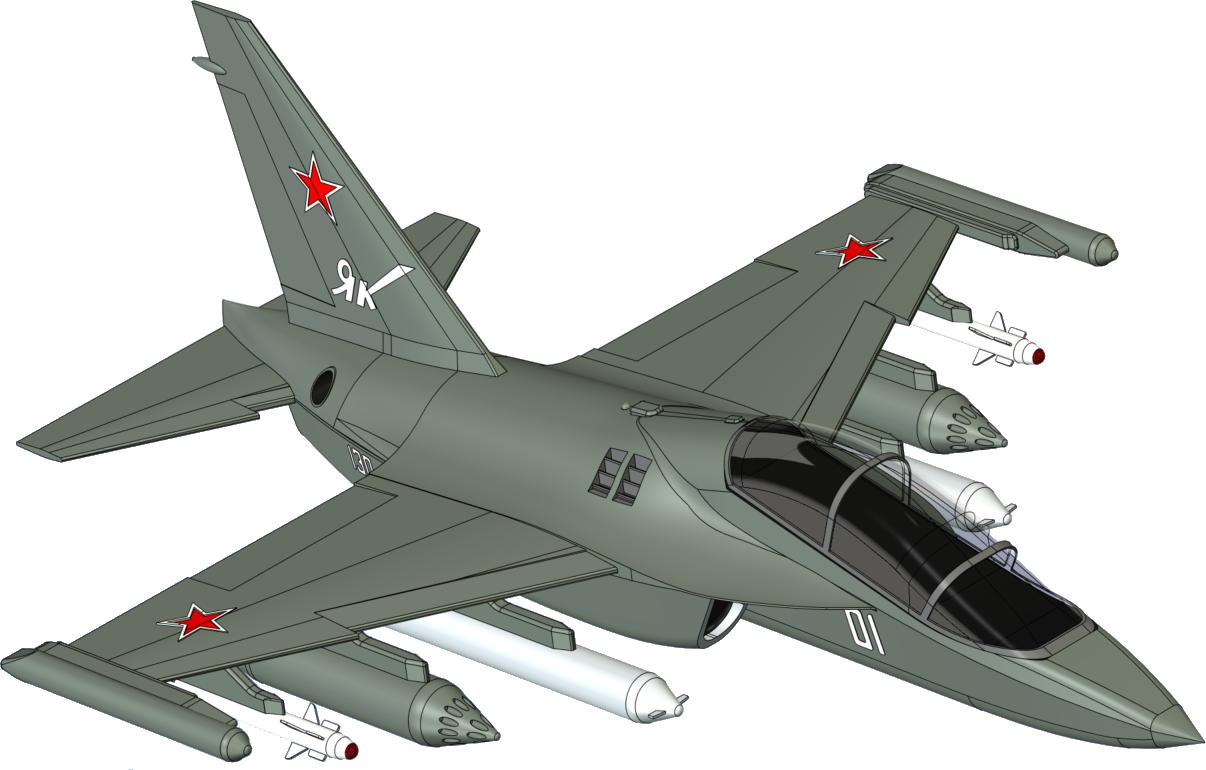 Обои двухместный, многоцелевой, российский. Авиация
