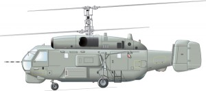 Вертолёт Камов Ка-27