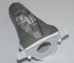 этапы сборки самолёта dornier 17p