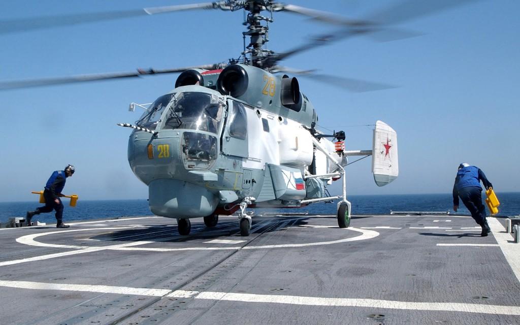 Вертолёт Камов Ка-27 разрешение обоев 1920 х 1200 px
