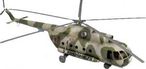Вертолёт ОКБ Миля Ми-8