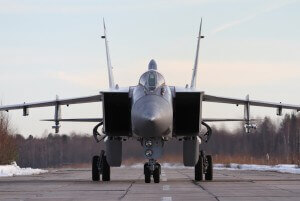 МиГ-31 ещё послужит. Эксплуатация будет продлена до 2030 года