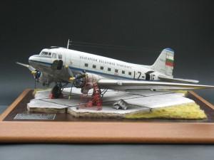 Самолёт Лисунов Ли-2