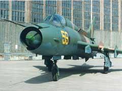Самолёт Сухого Су-17