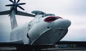 20 лет с момента крайнего полёта экраноплана «Орлёнок»